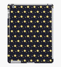 Moon Pattern II iPad Case/Skin