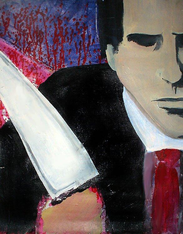 American Psycho by ShayeBryant