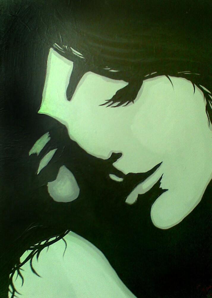 Green Girl by ShayeBryant