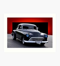 1950 Chevrolet 'Stallion' Coupe II Art Print