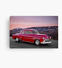 1951 Chevrolet Coupe I Canvas Print