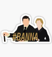 DA #Banna Sticker