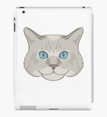 Birman Cat iPad Case/Skin