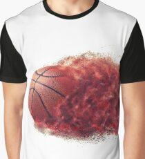 Sandstorm Basketball Graphic T-Shirt