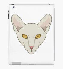 Oriental Cat iPad Case/Skin