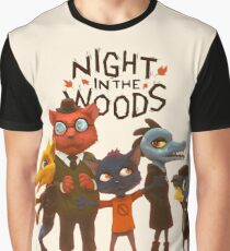 night in the jungle Graphic T-Shirt