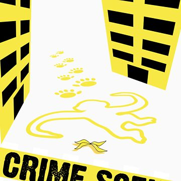 Crime Scene by ElRobbo