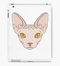 Sphynx Cat iPad Case/Skin