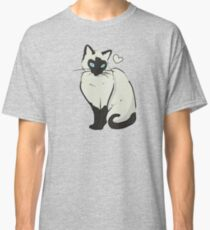 Siamese Cat Classic T-Shirt