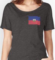 Haiti Women's Relaxed Fit T-Shirt