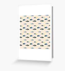 Aquarium Fishes II Greeting Card