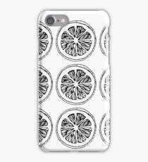 Lemon Pattern iPhone Case/Skin