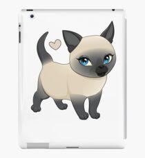 Siamese Cat iPad Case/Skin