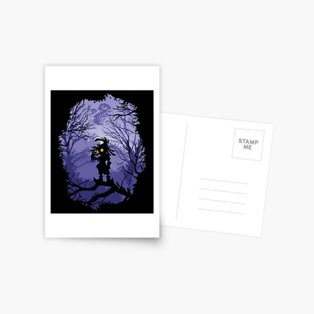 Máscara de Zelda Majora Skullkid Postal