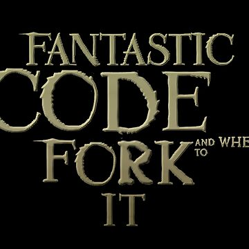 Fantastic code and where to ... by findingNull