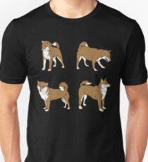 Shiba Inu Dog  Unisex T-Shirt