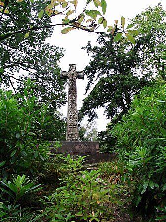 Celtic Cross-St. Conan's by fenner