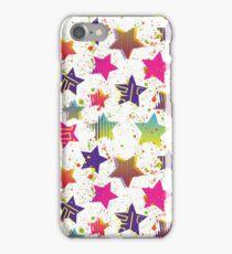Funky Stars II iPhone Case/Skin