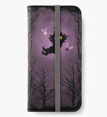 Zelda Majoras Mask Skullkid iPhone Wallet/Case/Skin