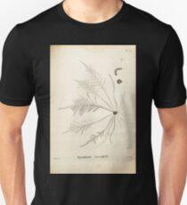Novæ Hollandiæ plantarum specimen Jacques Julien Houton Labillardière 1806 239 Unisex T-Shirt