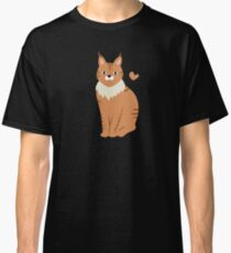 Maine Coon Cat Classic T-Shirt