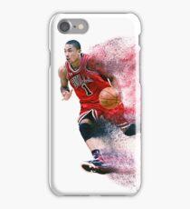 Sandstorm Derrick Rose iPhone Case/Skin