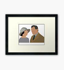 DA: Cora e Robert Framed Print