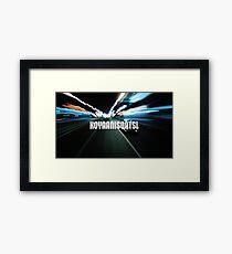 KOYAANISQATSI Framed Print