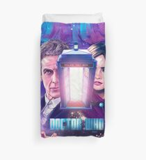 Doctor Who Duvet Cover