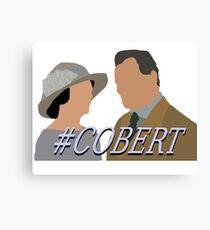 DA #Cobert Canvas Print