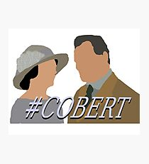 DA #Cobert Photographic Print