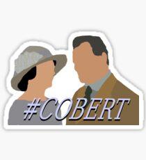 DA #Cobert Sticker