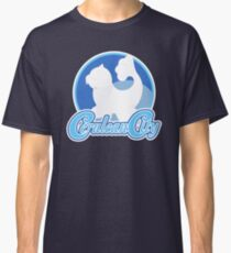 Cerulean City Gym (Blue) Classic T-Shirt