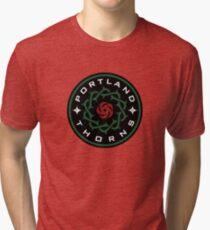 Portland-Dornen Vintage T-Shirt