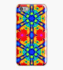 Seamless pattern tile with mandalas.  iPhone Case/Skin