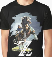 Zelda Breath of the Wild Graphic T-Shirt