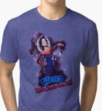 Weird Science Tri-blend T-Shirt