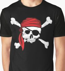 Jolly Roger Pirate Shirt - Pirates Shirts for any occasion  Graphic T-Shirt