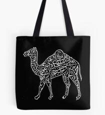 Arabischer Dromedarendruck Tasche