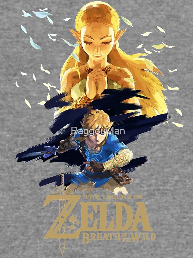 Zelda Atem der Wildnis - Die stille Prinzessin von RaggdyMan