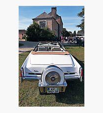 Beautiful American car  04 (c)(t) by Olao-Olavia / Okaio Créations with fz 1000  2014 Photographic Print
