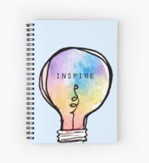 Inspire Spiral Notebook