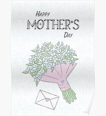 Happy Mother's Day - Custom Order Poster