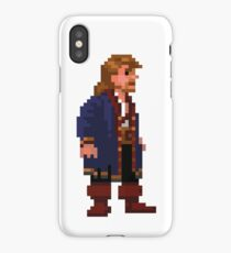 Guybrush Threepwood iPhone Case