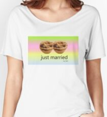 4am just married Women's Relaxed Fit T-Shirt
