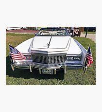 Beautiful American car  02 (c)(t) by Olao-Olavia / Okaio Créations with fz 1000  2014 Photographic Print