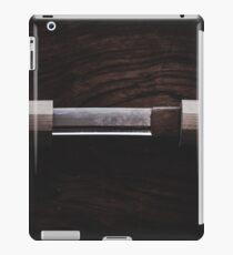 BLADE iPad Case/Skin