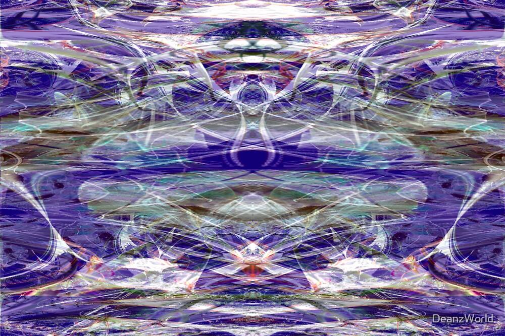 Symetrical Chaos by Dean Warwick