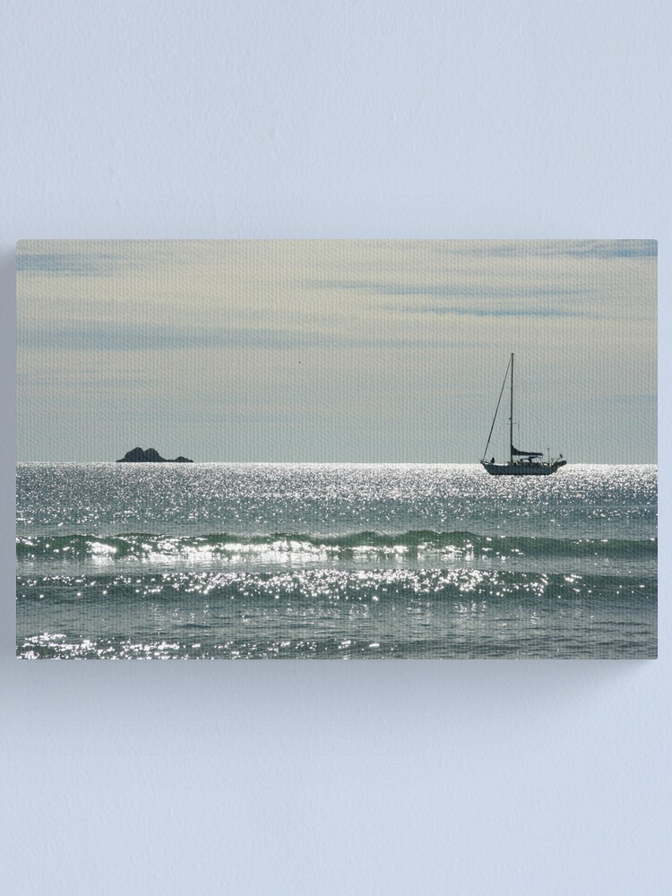 Alternate view of Morning Dream Canvas Print