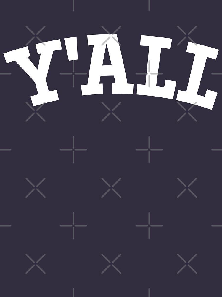 Y'ALL - Yale, Universität, Hochschule, Parodie, Efeu-Liga von mongolife